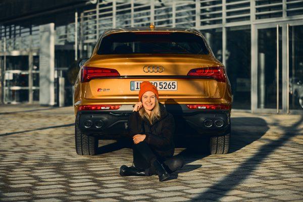 Heck Audi SQ 5 Sportback