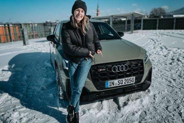 Audi SQ2 Jessicarmaniac