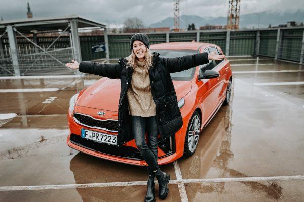 Kia ceed GT Preis