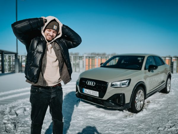 Audi SQ2 Front