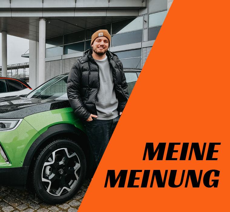 Opel Mokka-e Meinung