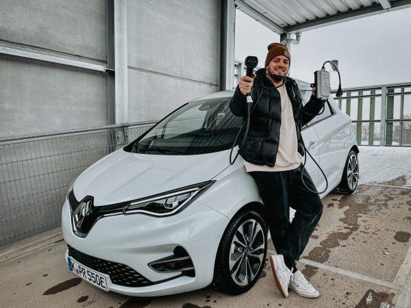 Renault Zoe Jan Weizenecker