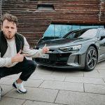 Audi e-tron GT Jan Weizenecker