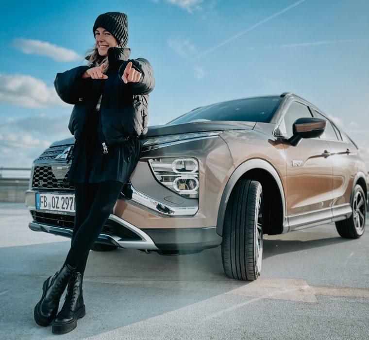Jessicarmaniac Mitsubishi eclipse cross review