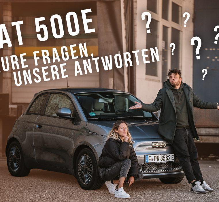 Fiat 500 e Jessicamaniac Jan Weizenecker